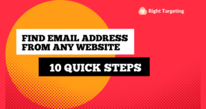 Find Email Address From Any Website